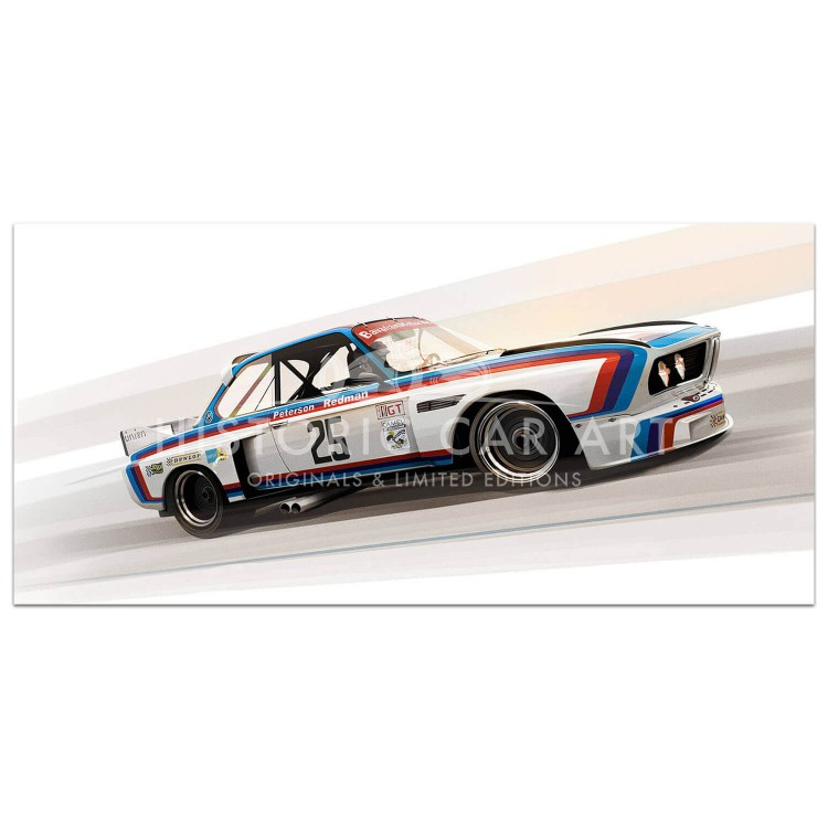 Bmw Prints Posters And Paintings Historic Car Art