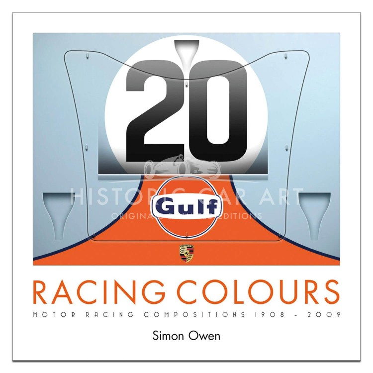 Racing Colours | Motor Racing Compositions 1908-2009 | Book