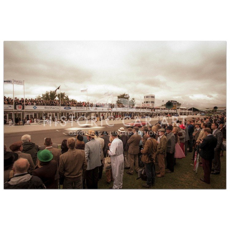Goodwood Atmosphere | Photograph