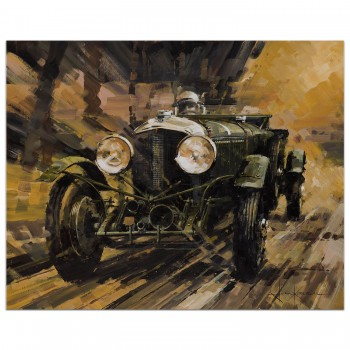 Old Number One | Barnato & Birkin | Bentley | Print