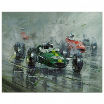 One of the Best | Jim Clark | Lotus | Print