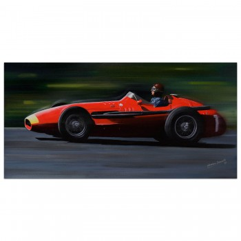 Fangio's Greatest Race - Print
