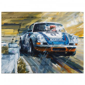 Full Commitment | Targa Florio | Porsche | Painting