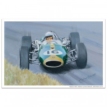 Masters at Work - Brabham and Brabham-Repco - Print