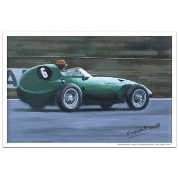 Masters at Work - Brooks and Vanwall - Print