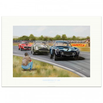 Goodwood TT 1961 - Print