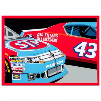 SPEED ICONS: NASCAR - Print