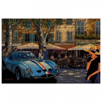 GTO in Provence - Print