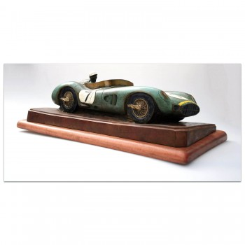 Aston Martin DBR1 (Stirling Moss) Sculpture