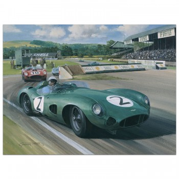 Goodwood TT 1959 - Print