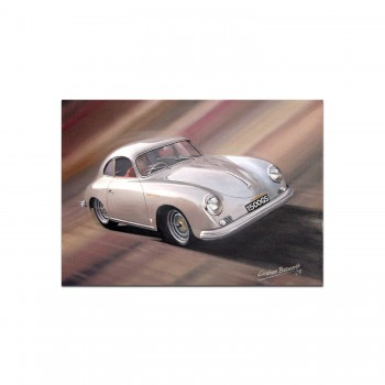 Porsche Carrera 1500GS | Greetings Card