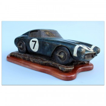 Ferrari 250GT SWB (Stirling Moss) Sculpture