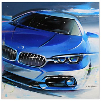 Spirit of BMW | Painting