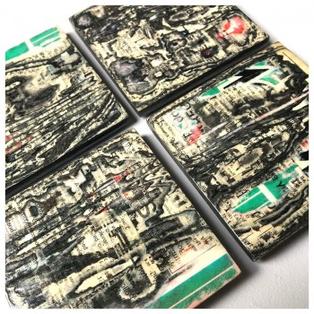 Martini | Motorsport Magazine | Drinks Coasters
