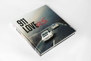911 LoveRS | 50 Years of Porsche RS | Book