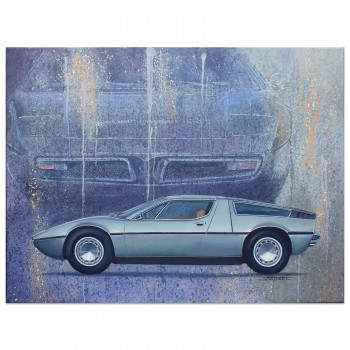Maserati Bora | Artwork