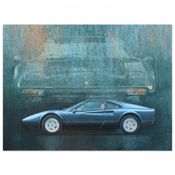 Ferrari 308 GTB | Artwork