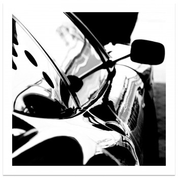 Ferrari F430 Abstract | Monza | Photograph