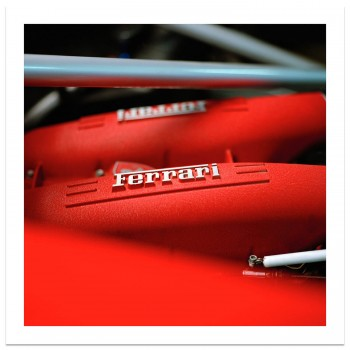 Ferrari F430 Cam Covers | Imola | Photograph