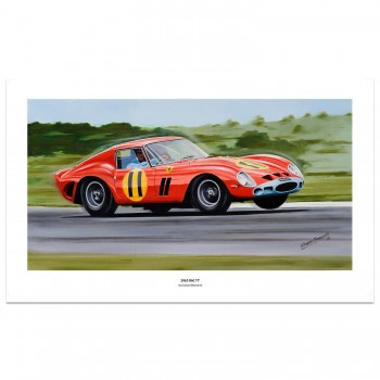 1963 RAC Goodwood Tourist Trophy (TT) | Art Print