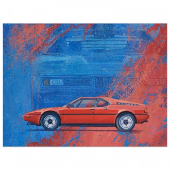 BMW M1 | Artwork