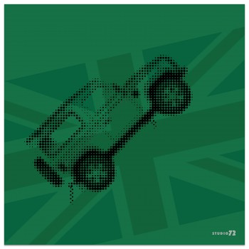 Land Rover Defender | Art Print | Poster