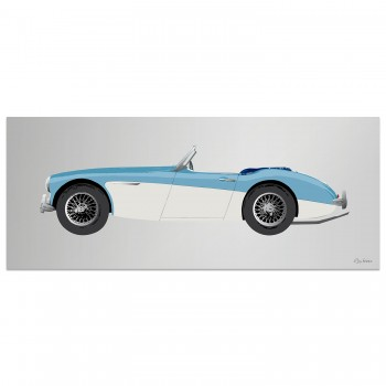 Austin Healey 3000 Mk 1 | Artwork