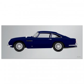 Aston Martin DB5 | Artwork