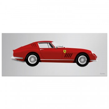 Ferrari 275GTB | Artwork