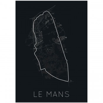 An Enduring Tradition – Le Mans Poster | Art Print