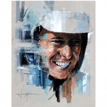 Winning Smile | Jim Clark | Artwork