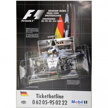 German | Grand Prix 2000 | Poster