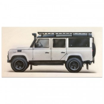 Land Rover 110 Defender | Artwork