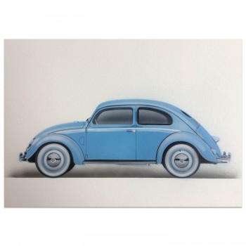 VW Type 1 Beetle | Artwork