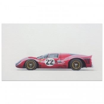 Ferrari 330P4 | Artwork
