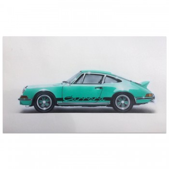 1973 Porsche Carrera RS | Mint | Artwork