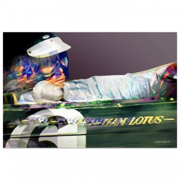 Jim Clark | Lotus 33 | 1965 | Art Print
