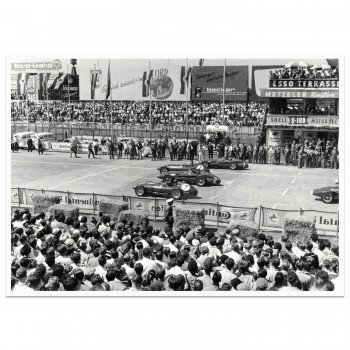 1957 German Grand Prix Start | Photograph