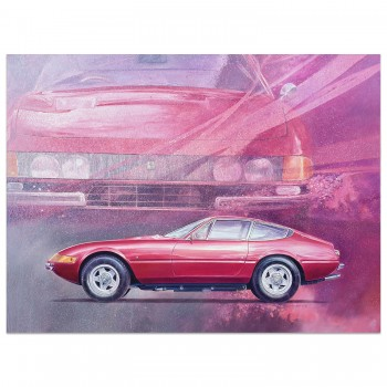 Ferrari Daytona 365 GTB/4  | Artwork