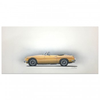 MGB Roadster | Artwork