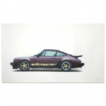 1976 Porsche 911 Carrera 3.0 | Artwork