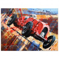Birkin Blower | Bentley | Brooklands | Print