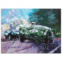 British Empire | Stirling Moss | Aston Martin | Print