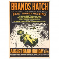 British | Brands Hatch Kent TrophyRace Meeting 1958