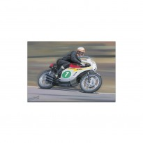 Mike Hailwood | Honda | TT | Greetings Card