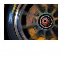 Wheelspin | Mugello Italy | Photograph