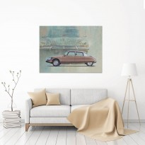 Citroen DS23 Pallas | Art Print