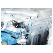 Total Domination | Jackie Stewart | Matra | Formula 1 | Artwork