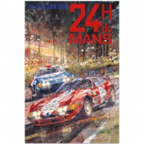 1972 Le Mans 24 Hours | Poster