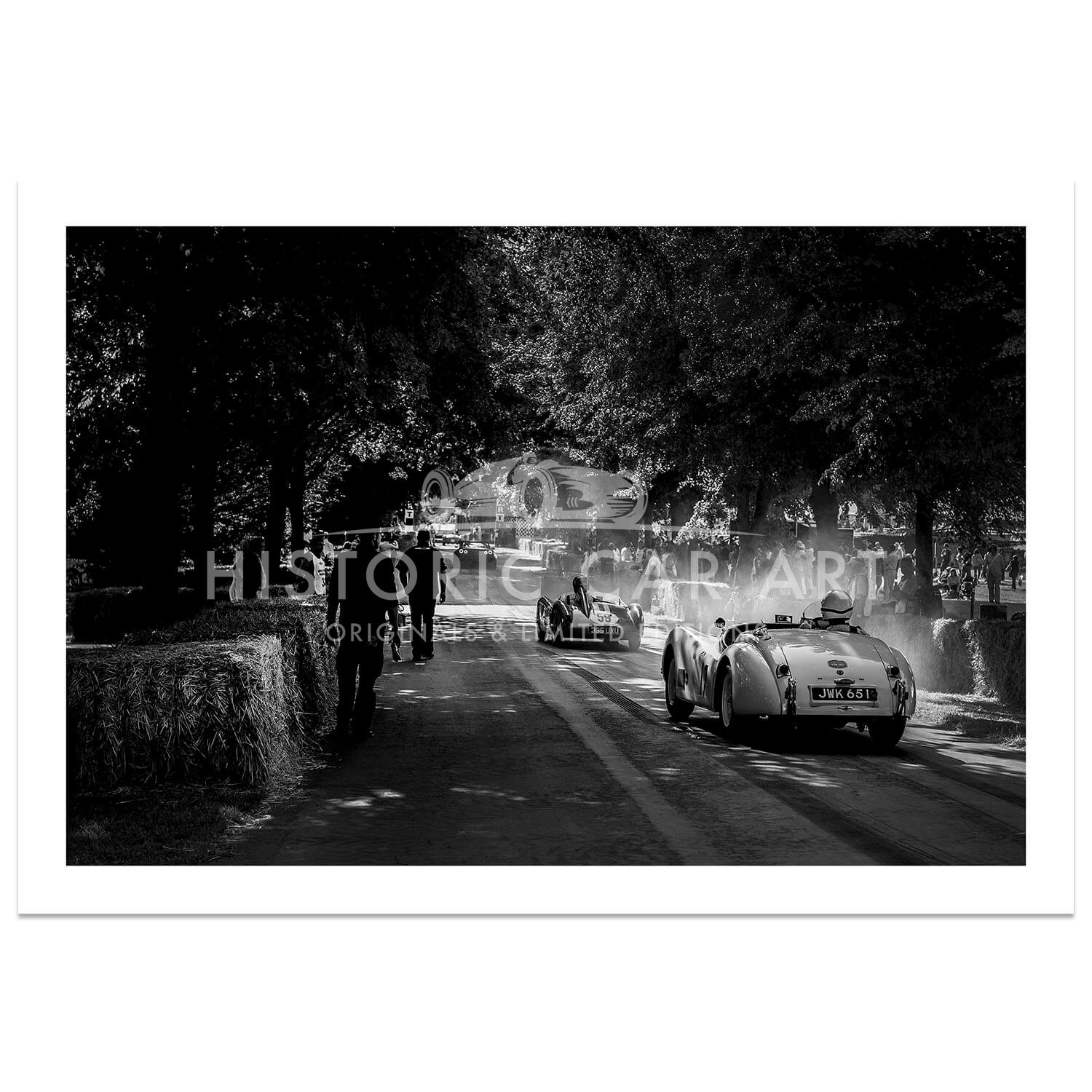 Goodwood Festival of Speed | Startline | Photograph